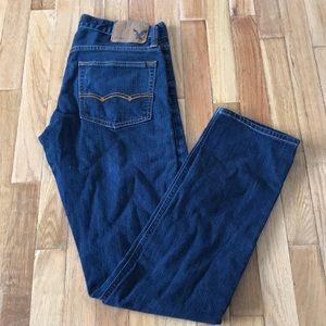 American Eagle Navy Slim Stretch 30x34 Jeans